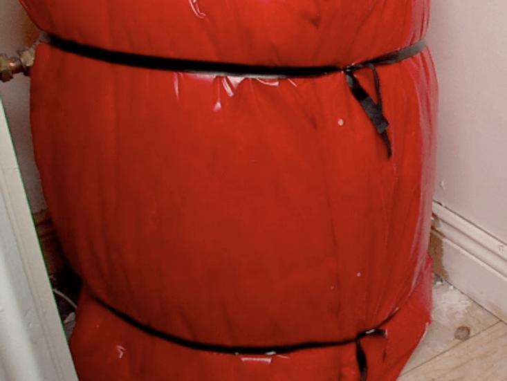 Hot Water Cylinder Insulation